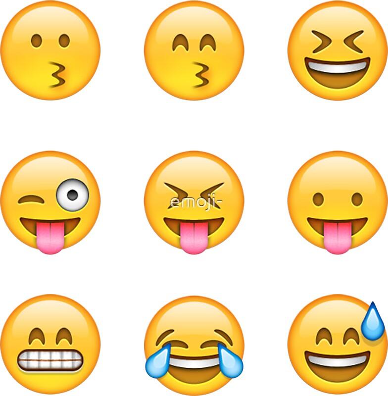 Emoji Wall Decor