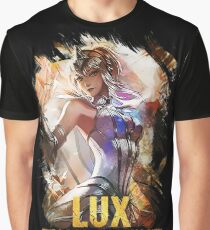 League of Legends LUX - THE LADY OF LUMINOSITY Graphic T-Shirt