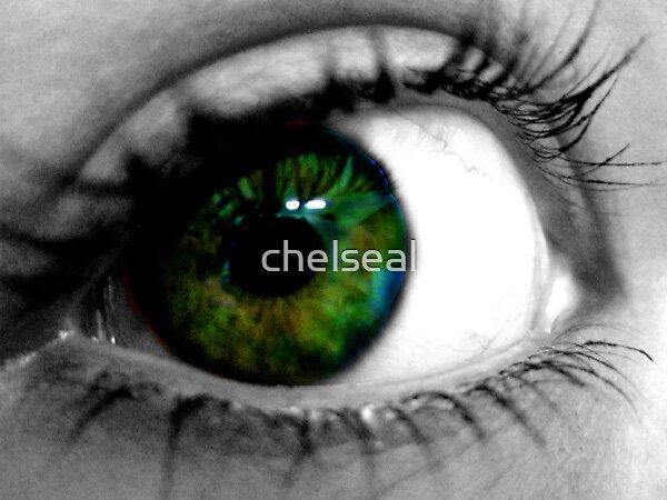 Eye Matey by chelseal