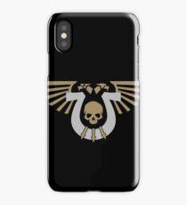 Ultramarines Space Marine - Warhammer 40000 iPhone Case/Skin