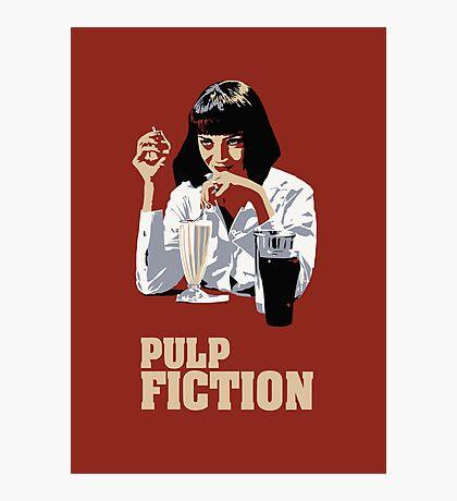 Pulp Fiction Impression photo