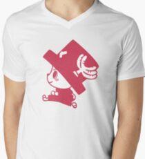 Pink Tony Tony Chopper  Men's V-Neck T-Shirt