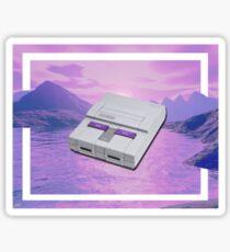 SNES ラブ  Sticker