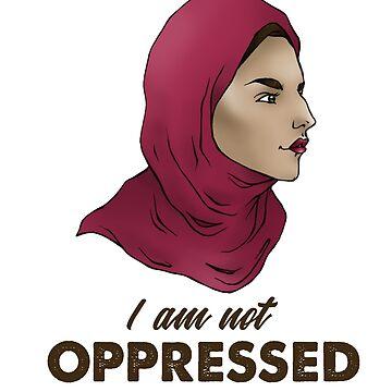 I am not oppressed. by erdbaer