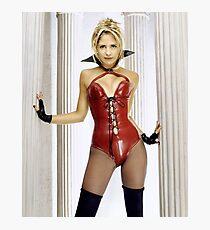 Lámina fotográfica Sarah Michelle Gellar - Buffy