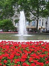 Fountain by RaMia15