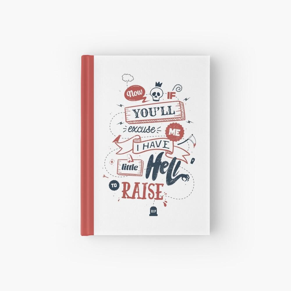 LITTLE HELL Hardcover Journal