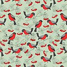 Robins Pattern by Nataliia-Ku
