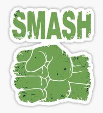 Smash Sticker