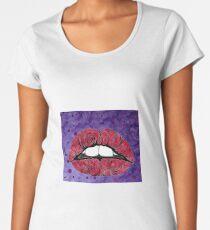 Vintage Red Lios Sculpture  Women's Premium T-Shirt