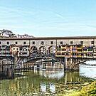 Ponte Vecchio Bridge Florence by DavidWHughes