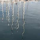 Nautical Reflections by Jan  Wall