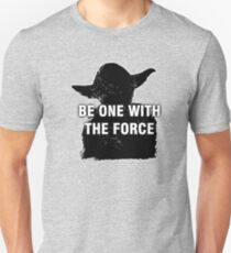 Be One With The Force T-Shirt