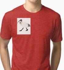 Inspector Inglebert  Tri-blend T-Shirt