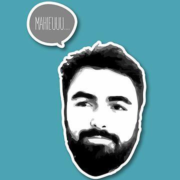 MAHIEU by snevi