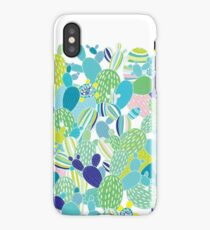 Cactus Mania iPhone Case/Skin