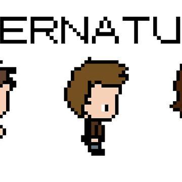 supernatural by Imxgen090