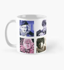 The First Four Time Travellers... Mug