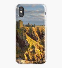 Dunnottar Castle, Stonehaven, Scotland. iPhone Case/Skin