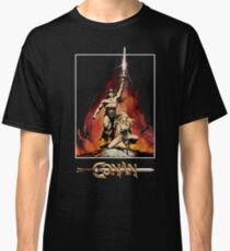 Conan The Barbarian Classic T-Shirt