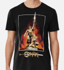 Conan The Barbarian Men's Premium T-Shirt