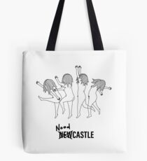 Noodcastle Tote Bag