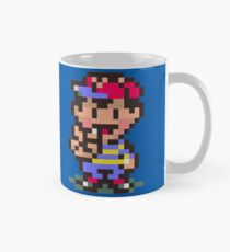 Ness - Earthbound Mug
