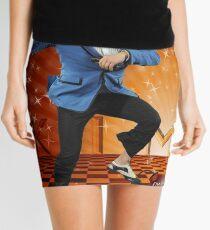 Kim Jong Un Gangnam Style Meme Mini Skirt