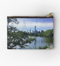Central Park, New York City Studio Pouch