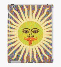 Sun Man  iPad Case/Skin