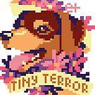 Tiny Terror by etall