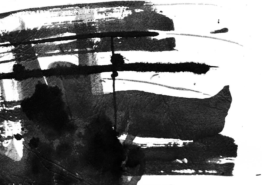 Black #abstract  by nileshkikuchise