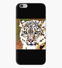BIG CAT, modern iPhone cases, gifts, decor iPhone Case