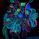 Joan's Bouquet II by Anne Gitto