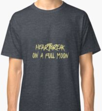 Chris Brown - Heartbreak On A Full Moon Classic T-Shirt
