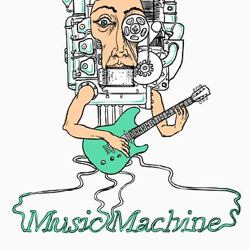 Music Machine by Originalnilson
