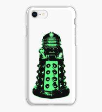 Dalek - Green iPhone Case/Skin