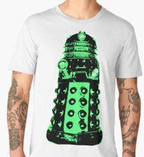 Dalek - Green Men's Premium T-Shirt