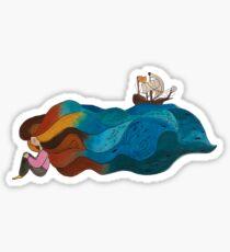 Imagine Sticker
