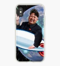 Kim Jong Un iPhone Case