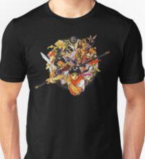Suikoden 1 Cover (no text) T-Shirt