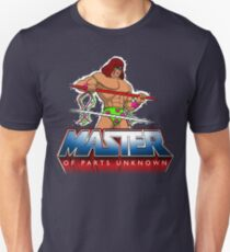 Master of Parts Unknown T-Shirt