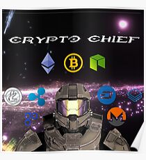 Crypto Chief Poster