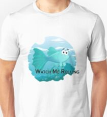 Guppy fish illustration T-Shirt