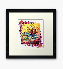 Mirachi Madness Framed Print