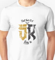 Don't Sell Out, Buy In. Unisex T-Shirt