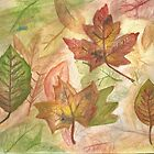 Autumn Leaves by Danielle Arnold
