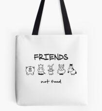 Freunde nicht essen Tote Bag