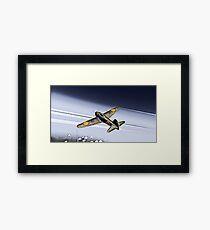 Zero warbird  Framed Print