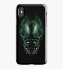 alien full iPhone Case/Skin